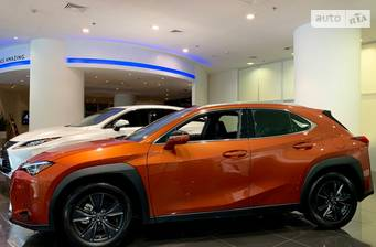 Lexus UX 2019 Business+