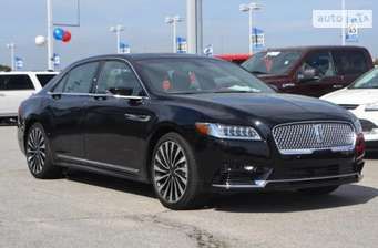 Lincoln Continental 3.0 AT (400 л.с.) AWD Black Label 2018