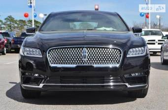 Lincoln Continental 3.0 AT (400 л.с.) AWD 2018