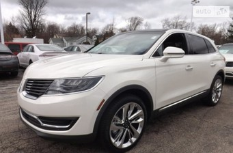 Lincoln MKX 2.7 AT (335 л.с.) AWD Black Label 2016