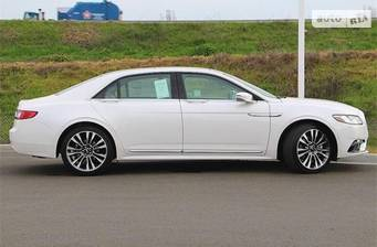 Lincoln Continental 2.7 AT (340 л.с.) AWD 2018
