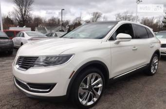 Lincoln MKX 2.7 AT (335 л.с.) AWD 2018