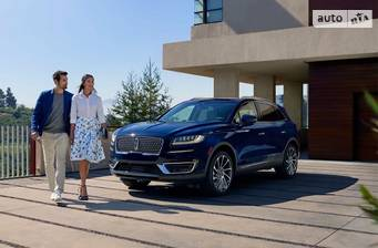 Lincoln MKX 2020 Black Label