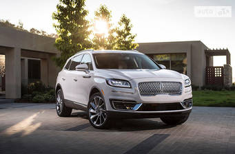 Lincoln MKX 2.7 AT (335 л.с.) AWD 2019