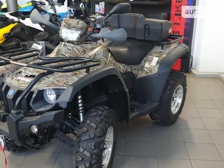 Linhai Yamaha LH 2014
