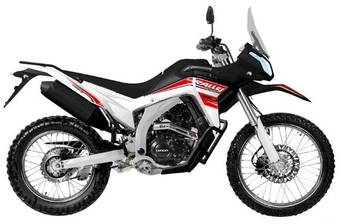 Loncin LX 250GY-3G DS2 2021