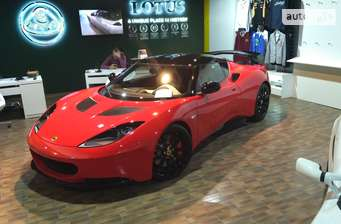 Lotus Evora S 3.5 AT (345 л.с.)  2015