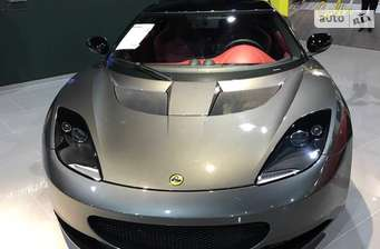 Lotus Evora S 3.5 AT (345 л.с.)  2017
