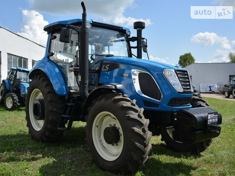 LS Tractor H 140 2019