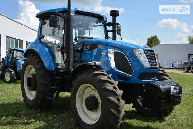LS Tractor H 140