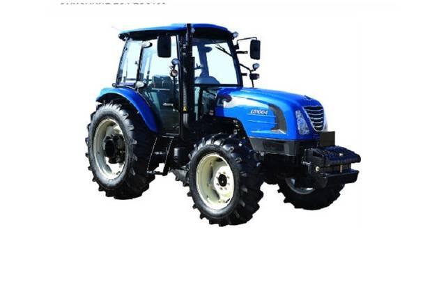 LS Tractor Plus 100