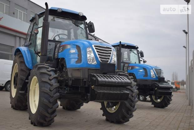 LS Tractor Plus 100 Individual