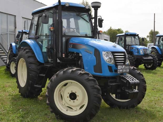LS Tractor V 804