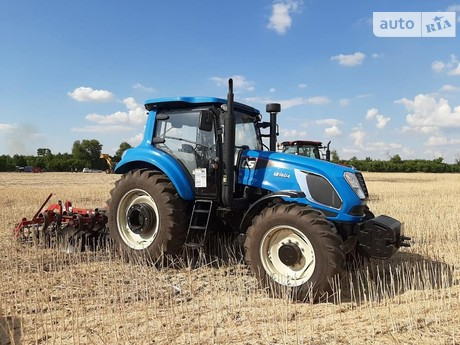 LS Tractor H 140 2018