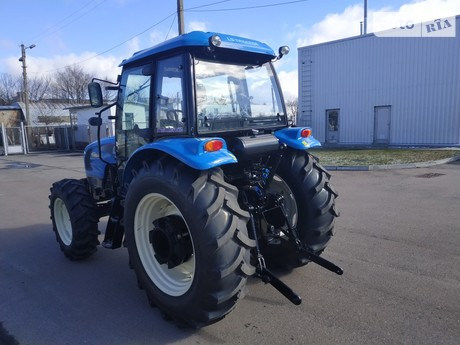 LS Tractor Plus 100 2018