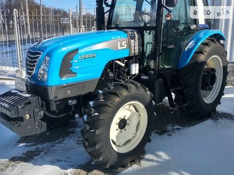 LS Tractor Plus 100 2019
