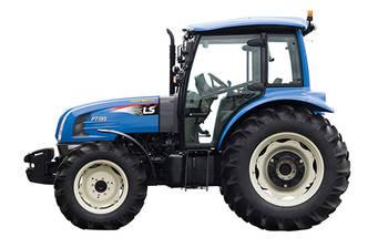 LS Tractor Plus 70 72 л.с. 4WD 2018