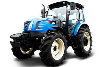 LS Tractor Plus 90 89 л.с. 4WD 2018