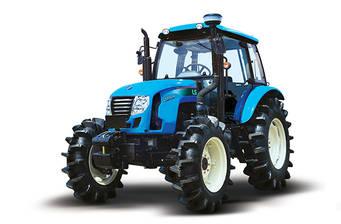 LS Tractor V 804 80 л.с. 4WD 2018