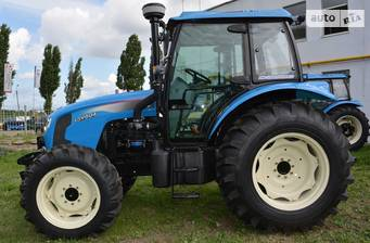 LS Tractor V 804 2017