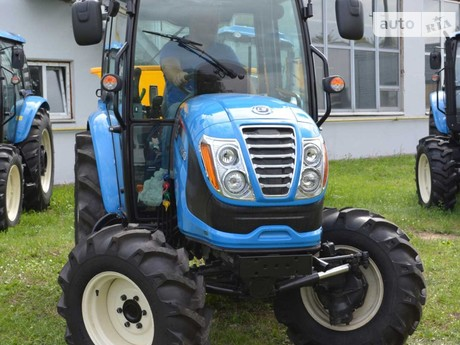 LS Tractor XR 50 2019