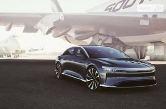 Lucid Air 2021 Full