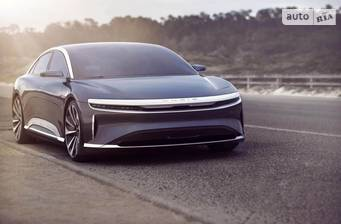 Lucid Air 130 kWh AT (1014 к.с.) AWD  2021