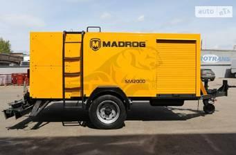 Madrog SMB 2000 прицепной 2018