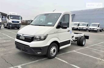 MAN TGE Single Cab 3500 2.0 TDI MT (177 л.с.) Long 2020