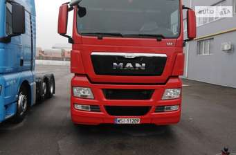 MAN TGX BLS EfficientLine 2013