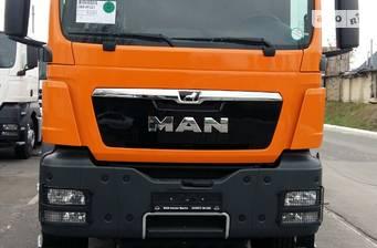 MAN TGS 41.400 8X4 2019
