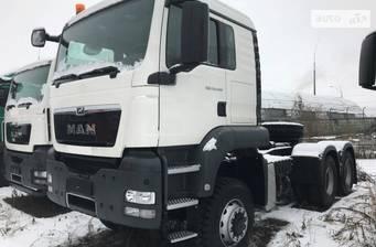 MAN TGS 33.440 6X6 2018