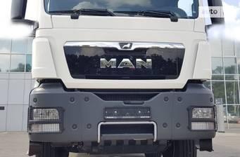 MAN TGS 41.400 8X4 12m3 Intermix 2020
