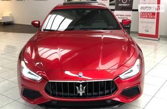 Maserati Ghibli 3.0 АТ (330 л.с.) 2021