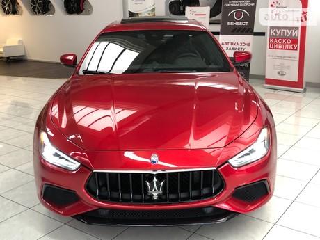 Maserati Ghibli 2021