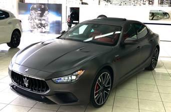 Maserati Ghibli S 3.0 GDI AT (430 л.с.) 2021