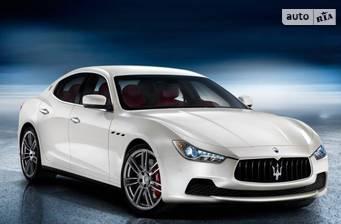 Maserati Ghibli 3.0 АТ (410 л.с.) 2018