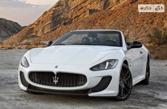 Maserati GranCabrio 4.7 AT 2018