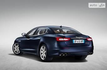 Maserati Quattroporte GTS 3.0 АТ (530 л.с.) 2018