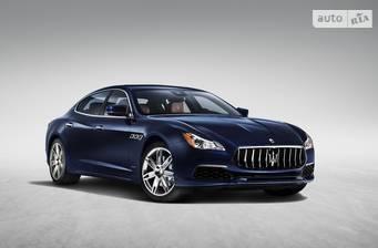 Maserati Quattroporte 3.0D АТ (275 л.с.) 2018
