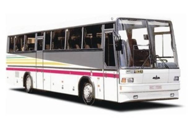 МАЗ 152 1 покоління Междугородний