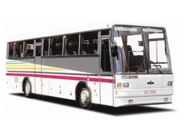 МАЗ 152 1 покоління Міжміський