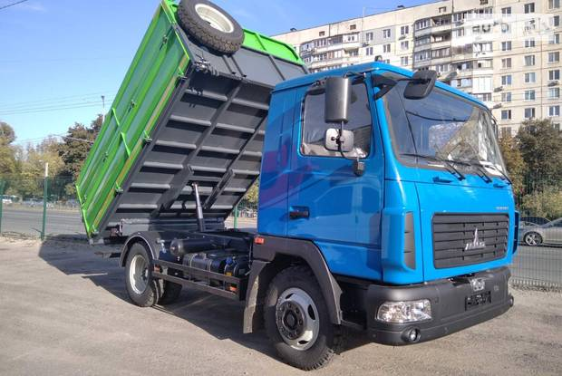 МАЗ 4371 Individual