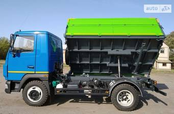 МАЗ 4371N2 2020