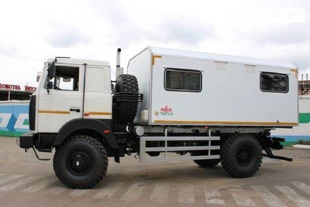 МАЗ 5316Х5