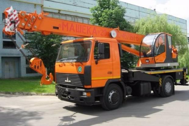 МАЗ 5340В2