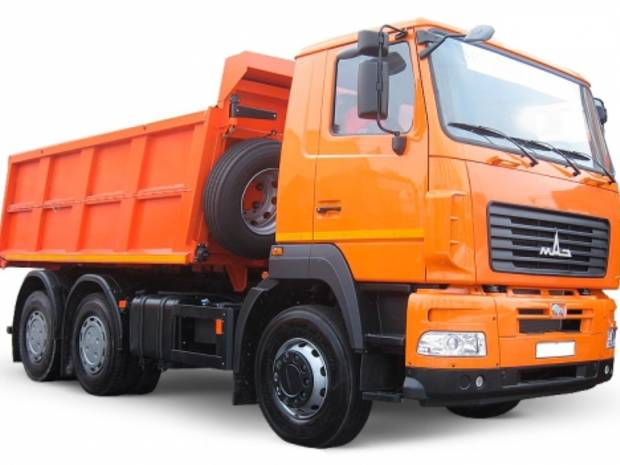 МАЗ 6501V6