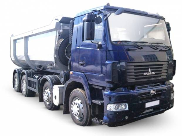 МАЗ 6516V8