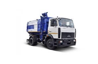МАЗ 490743 13 м3 MT (155 л.с.) 4x2 2019