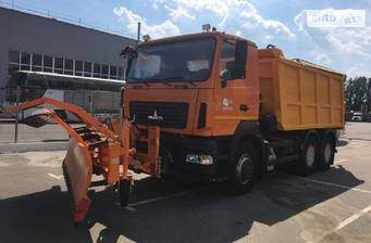 МАЗ 6501C5 2020